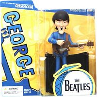 George Saturday Cartoon Beatles