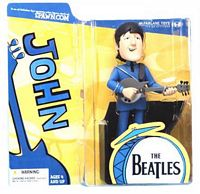 John Saturday Cartoon Beatles