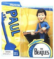 Paul Saturday Cartoon Beatles