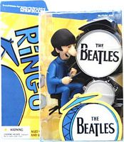 Ringo Saturday Cartoon Beatles