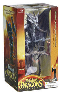Sorcerers Dragon Clan 3 - Deluxe boxed set