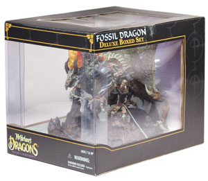 Fossil Dragon Clan Box Set