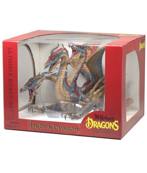 Hydra Dragon Box Set