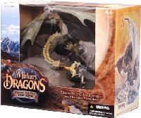 Berserker Clan Dragon VS. Human Attacker Deluxe Boxed Set