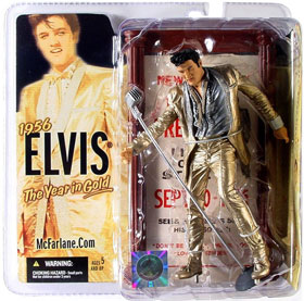 Elvis 4 - The Year In Gold