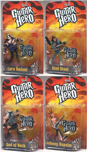 Guitar Hero Series 1 Set of 4 [RANDOM STYLE]