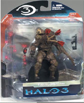 Halo 3 Series 3 - Human Flood