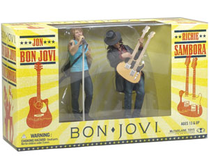Jon Bon Jovi and Richie Sambora 2-Pack Exclusive