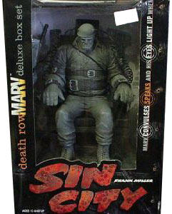 Sin City - Mcfarlane Death Row Marv Box Set