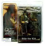 Six Faces of Madness - Billy the Kid