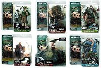 Mcfarlane Monsters Series 2 - Twisted Land of Oz Set of 6