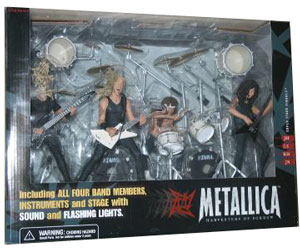 Metallica Box Set - Harvester of Sorrow