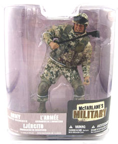 Army Infantry Grenadier