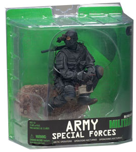 Army Special Forces Night OPS