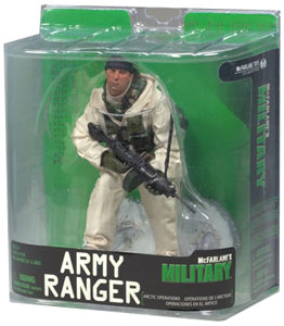 Army Ranger Arctic OPS