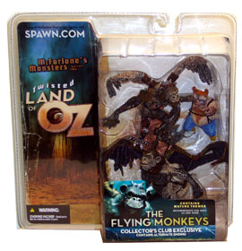 Twisted Land Of Oz - The Flying Monkeys Exclusive