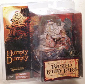 Twisted Fairy Tales - Humpty Dumpty