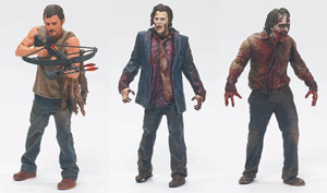 The Walking Dead - Series 1 Set of 3
