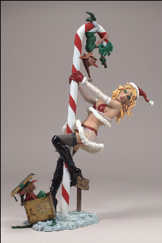 Twisted X-mas Tales - Mrs Claus Blonde Exclusive Repaint