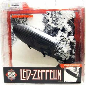 3D Album Cover Led Zeppelin