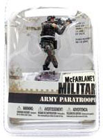 3-Inch Army Paratrooper