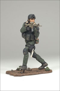 3-Inch Series 2 Navy Seal Commando