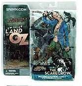 Twisted Land Of Oz - Scarecrow