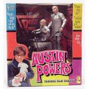 Austin Powers - Dr Evil and Mini-Me Deluxe