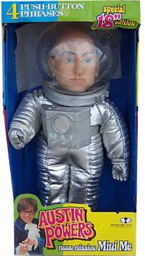 Austin Powers - 18-Inch Moon Mission Mini-Me