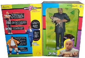 Austin Powers - 9-Inch Dr Evil