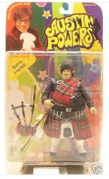 Austin Powers - Fat Bastard - Scottish