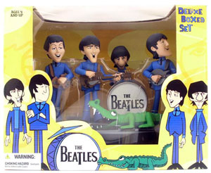 The Beatles Cartoon Deluxe Box Set - OPEN BOX
