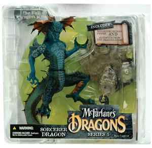 Sorcerers Clan Dragon 5