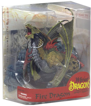 Reborn Fire Dragon Clan Series 7