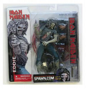 Mcfarlane Iron Maiden Killers Eddie