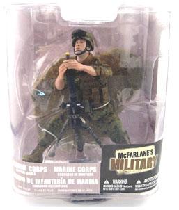 Marine Corps Mortar Loader