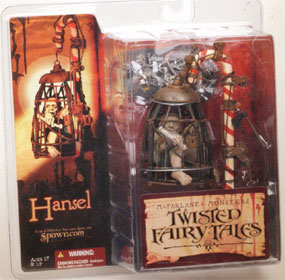 Twisted Fairy Tales - Hansel