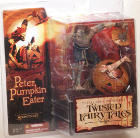 Twisted Fairy Tales - Peter Pumpkin Eater
