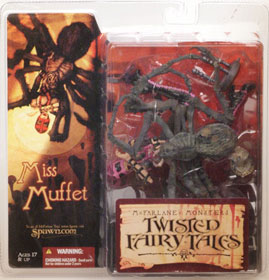 Twisted Fairy Tales -  Miss Muffet