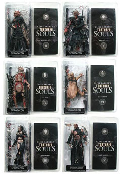 Tortured Souls Series 1 Set of 6