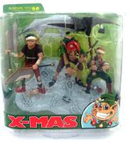 Twisted X-Mas Tales - Santa Little Helpers