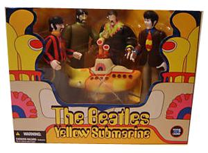 The Beatles Yellow Submarine Deluxe Box Set