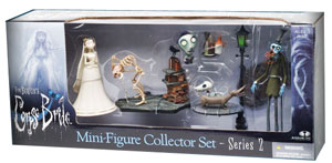Corpse Bride Mini Collector set Series 2