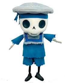 Corpse Bride: Skeleton Boy Plush