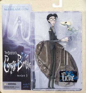 Corpse Bride Series 2: Victor in Torn suit