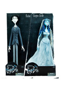 Corpse Bride: Fashion Doll set of 2
