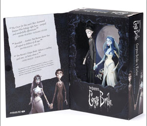 Corpse Bride: 2-Pack DVD Figures