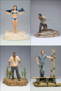 Lost Series 2 Set of 4