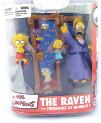 Treehouse of Horrors: The Raven