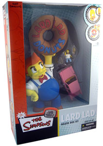 Mcfarlane Simpsons Box Set - Lard Lad